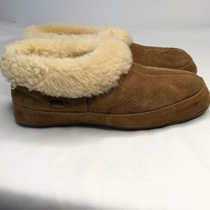 Acorn men's size 10 slippers